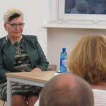 Zdjęcia ze spotkania autorskiego z Hanną Greń