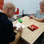 Zdjęcia ze spotkania z Jackiem Hugo-Baderem