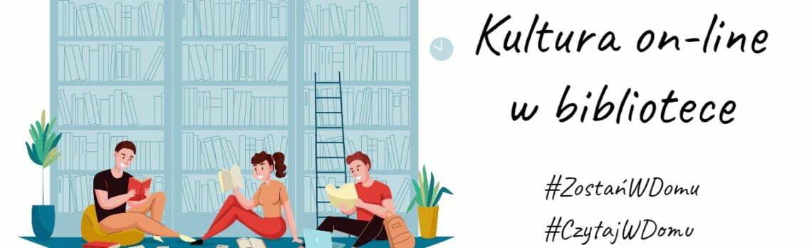Kultura on-line w bibliotece: propozycje literackich zagadek i rozrywek