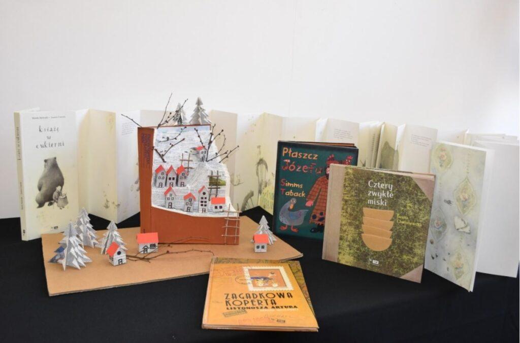 Ekspozycja książek dla dzieci